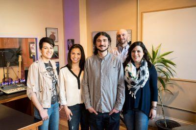 Nickel City Studio Team